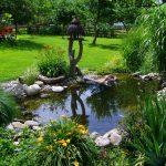 Construire un bassin au jardin : c'est facile