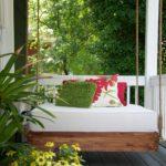 Détendez-vous sur une balancelle confortable – 100% récup