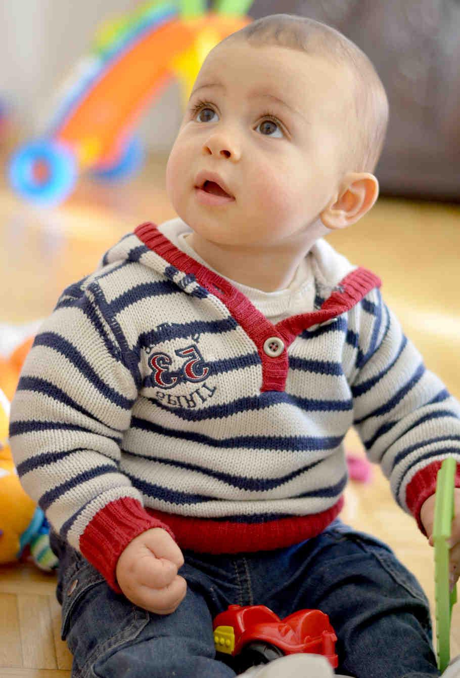 Comment occuper un enfant de 2 ans?