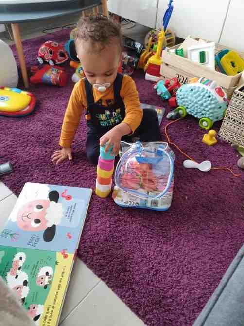 Comment occuper un garçon de 3 ans?