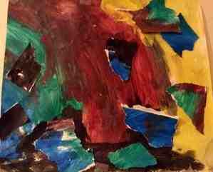 De quelle couleur dessiner les enfants?