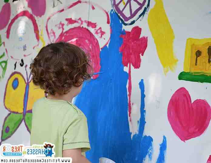 Quelle couleur pour le dessin des enfants?