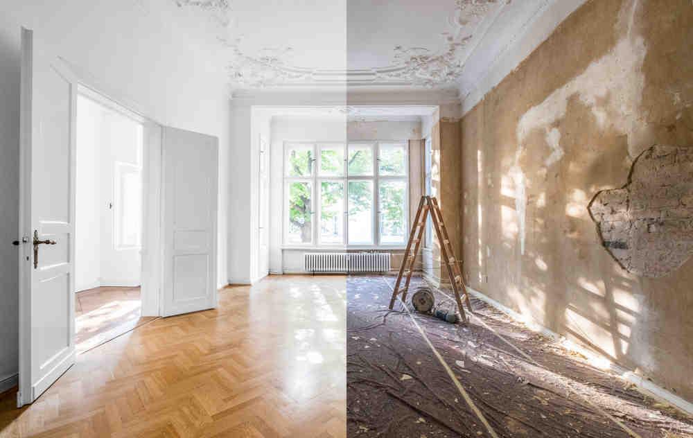Combien vous coûtera la rénovation?