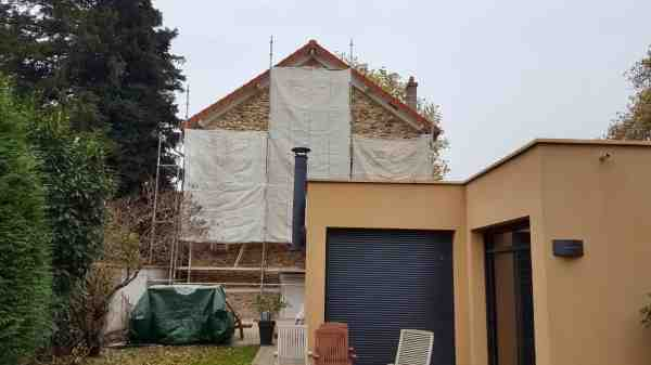Le lifting de la façade est-il déductible d'impôt?